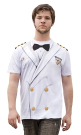 Kapitein 3D T-shirt