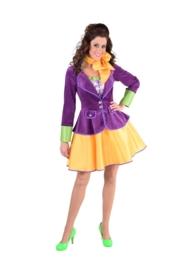 Purple Jackie jurkje OP=OP