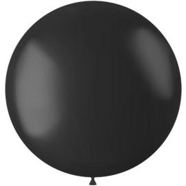 Ballon Midnight Black Mat - 78 cm