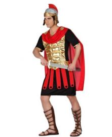 Gladiator kostuum gold