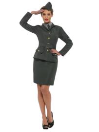 WW2 army girl jurkje