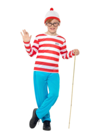 Where is Wally kostuum