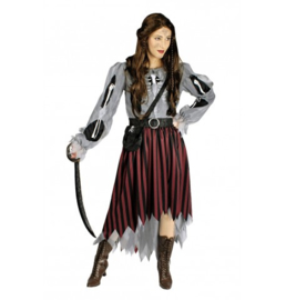Kostuum ghost pirate