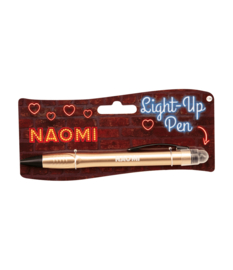 Light up pen - Naomi