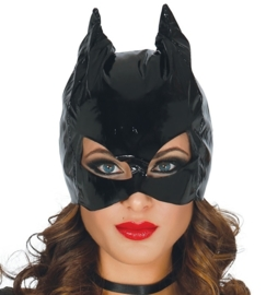 Catwoman masker deluxe