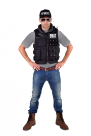 Swat tactical vest deluxe