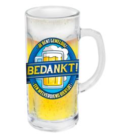 Bierpul - bedankt | Bier cadeau
