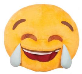 Plushe emoji masker tranen