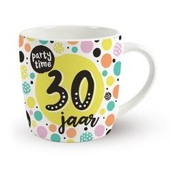 Verjaardags mok - 30 jaar | koffie beker