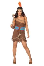 indianen lady jurkje