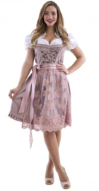 Dirndl Taupe deluxe
