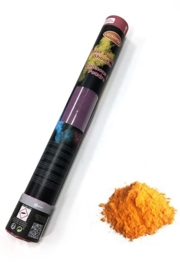 Color poeder shooter oranje