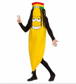 Rastafari Bananen kostuum