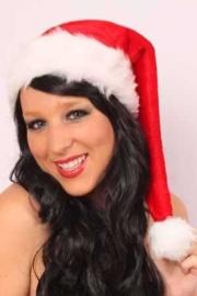 Kerstmuts plushe deluxe