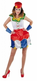 Clown jurkje Circus OP=OP