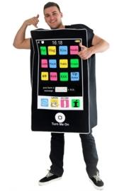 Smartphone kostuum