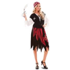 Pirate dame jurk
