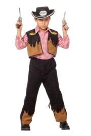 Cowboy Nick kostuum