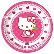 Hello Kitty Bordjes OP = OP