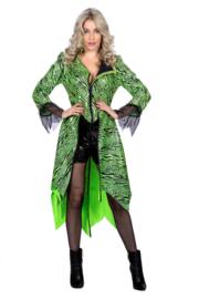 Draken jas groen