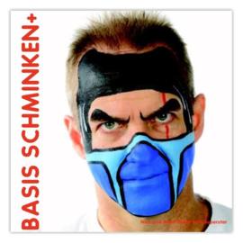 Boek basis schminken +