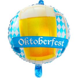oktoberfest folieballon