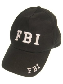 FBI baseball pet