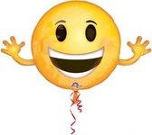 Folieballon emoticon SuperShape