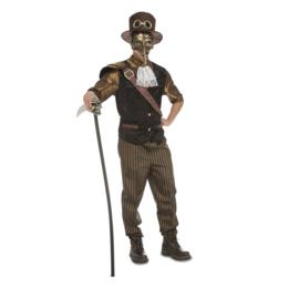 Steampunk kostuum 1890