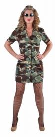 Sexy leger jurkje