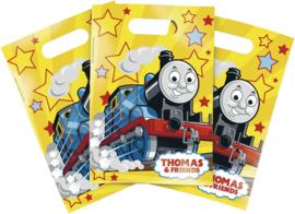 Uitdeelzakjes Thomas de trein