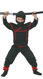 Ninja kostuum kids