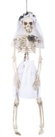 Bruid skelet deco 41cm