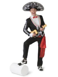 Mexicaanse maximo kostuum heer | Mexico man