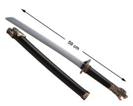 Ninja zwaard luxe | met houder