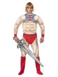 He-man kostuum licentie