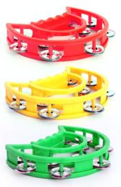 Tamboerijnen rood/geel/groen