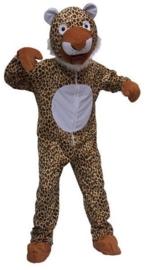 Panter kostuum mascotte