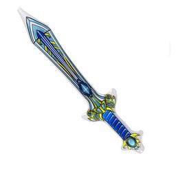 Opblaasbaar magisch zwaard 70 cm