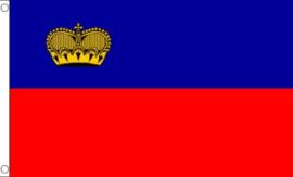 Liechtenstein vlag