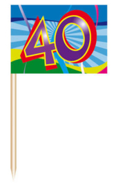 Prikkers 40 jaar