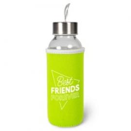 Waterfles - Vriendschap