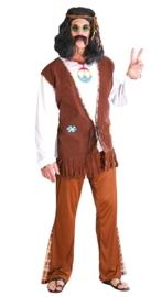 Hippie john kostuum