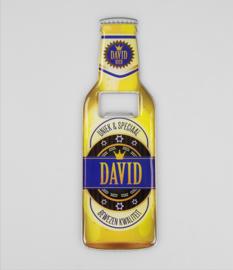 Bieropener David