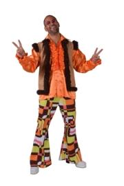 Hippie vest deluxe (op=op)