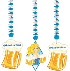 Hangdecoratie oktoberfeest