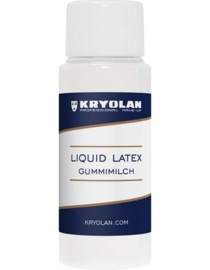Kryolan latexmelk naturel 30ml