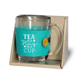 Thee glas kado - Tea Hug