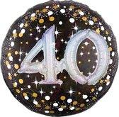 Folieballon sparkling 3D 40 (81cm)