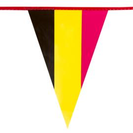 Vlaggenlijn Belgie 50 meter